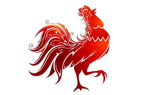 new year 2016 metal rooster our for the coming year of the rooster