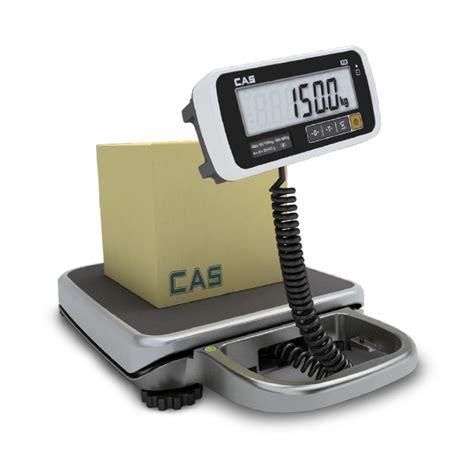 cas pb portable bench scale parcel scales cas nz