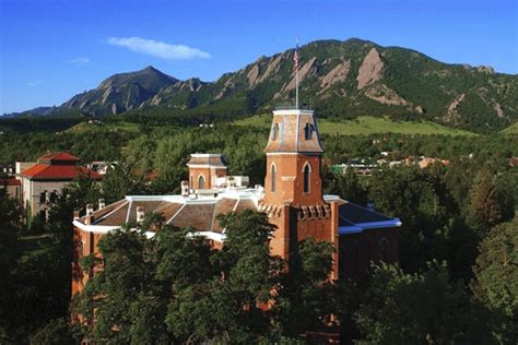 Colorado State Mba Ranking by College Colorado College Rankings