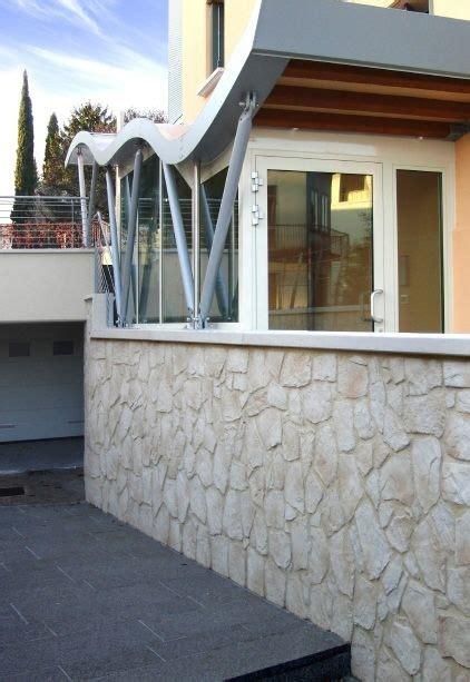 rivestimenti terrazze rivestimento in pietra ricostruita per esterni vicentina