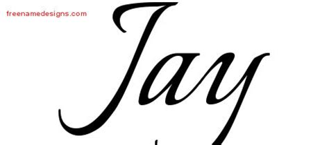 Jay Park Tattoo Font | pin jay name image search results on pinterest