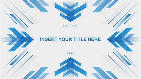 free abstract powerpoint templates abstract arrows powerpoint template