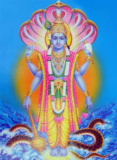 imagenes de dios vishnu vishnu el preservador y protector de la creaci 243 n agusto