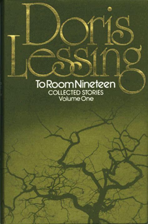 Room Nineteen to room nineteen by doris lessing