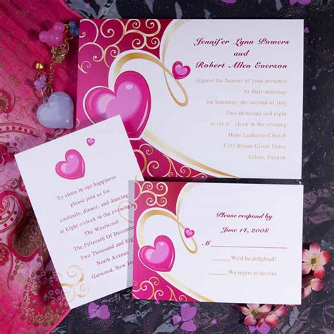 Make Invitations Wedding by How To Make My Own Wedding Invitations
