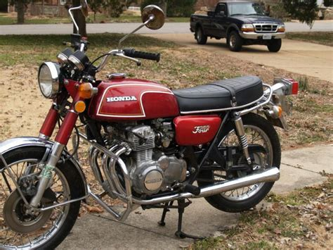 1973 honda cb350 four 2 year only motorcycle lot t243 1973 honda cb350f cb350 four only 7 500 for sale on