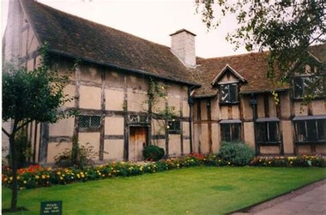 Cottage Stratford Upon Avon by Shakespeare S Cottage Stratford Upon Avon Picture Of