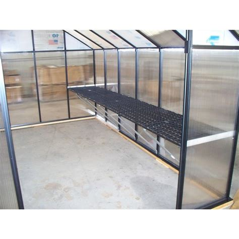 used greenhouse benches for sale monticello greenhouse work bench system 8 x 16