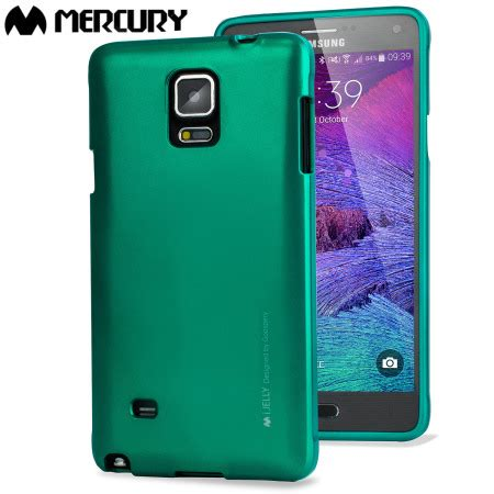 Samsung Note 3 Jelly Green Mercury Goospery mercury ijelly samsung galaxy note 4 gel metallic