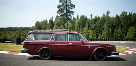 Stock Sleeper Cars by The Ultimate Sleeper Volvo Wagon
