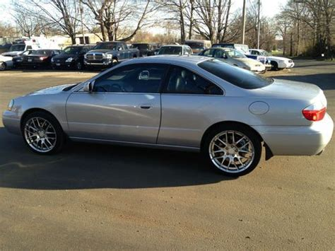 how do i learn about cars 2003 acura cl user handbook purchase used 2003 acura cl base coupe 2 door 3 2lsilver black upgraded mint condition in west