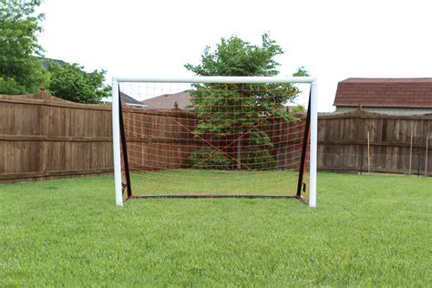soccer goal backyard backyard soccer goal reviews outdoor furniture design