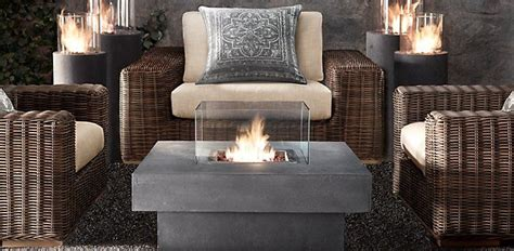 Restoration Hardware Firepit Pin By Kristine Elezaj On No Place Like Home