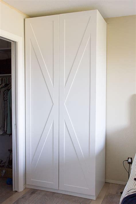 ikea barn door 40 ways to update flat doors and bifold doors ikea pax
