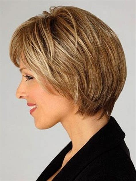 easy cute bob hairstyle gallery soft short haircuts 2 hair pinterest soft shorts