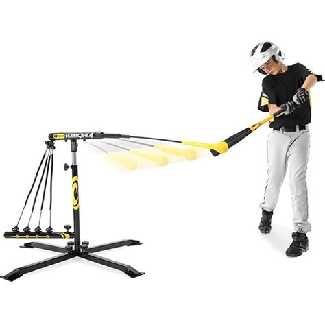 swing trainer sklz hurricane category 4 solo baseball swing trainer ebay