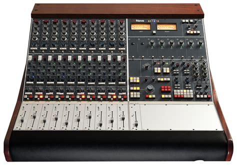 mixer console neve bcm10 2 mkii 10 channel modernized version of the