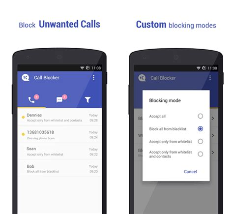 call blocker for android best free call blocker apps for android on play store