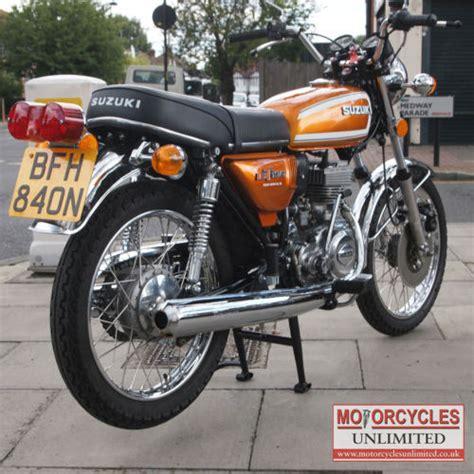 Vintage Suzuki Motorcycles For Sale 1974 Suzuki Gt185l Classic Suzuki For Sale Motorcycles