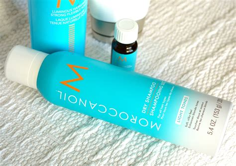 moroccanoil dry shoo light tones moroccanoil dry shoo light tones review