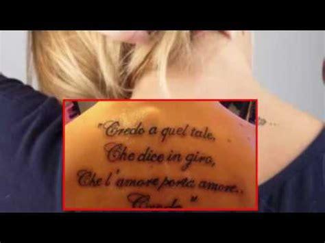tatuaggio vasco tatuaggi frasi di vasco