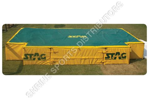 Used High Jump Mats by Stag Landing Mat High Jump Stag Landing Mat High Jump