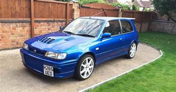 Nissan Gti R This 475bhp Nissan Pulsar Gti R Is An Affordable Way To