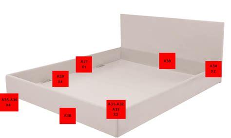 ferramenta letto contenitore rifacimento letto articolo lievit