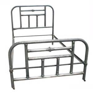 Iron Bed Frame Iron Bed Frame 1 Furniture Metal Wired Ideas