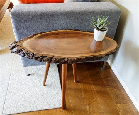 tree slice coffee table 10 best ideas about tree trunk table on stump