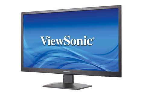 Viewsonic Monitor Led 24 Vx2476smhd Hd viewsonic va2407h 24 23 6 viewable hd led monitor with hdmi connectivity