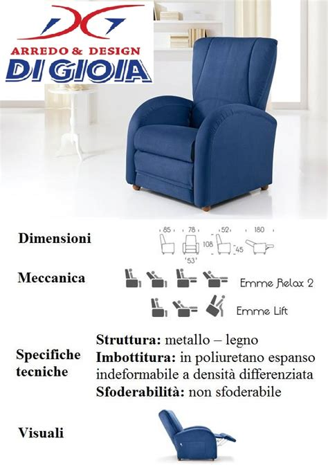 global relax poltrone global relax