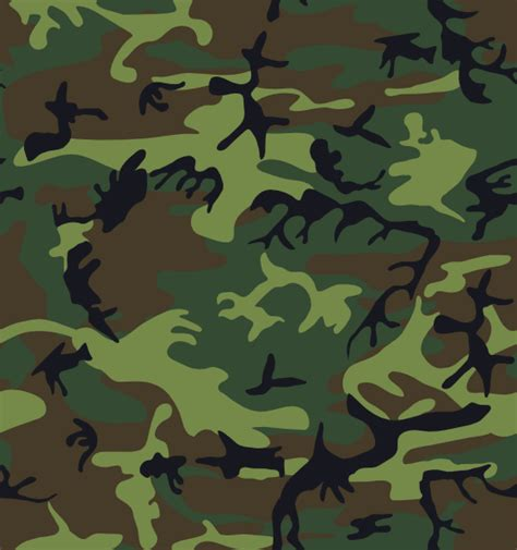 army pattern border camouflage pattern clip art at clker com vector clip art