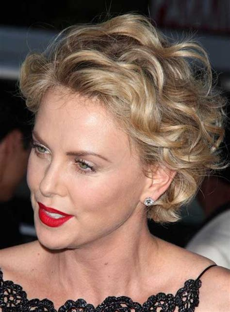 haircuts blonde thick hair 15 short haircuts for curly thick hair short hairstyles