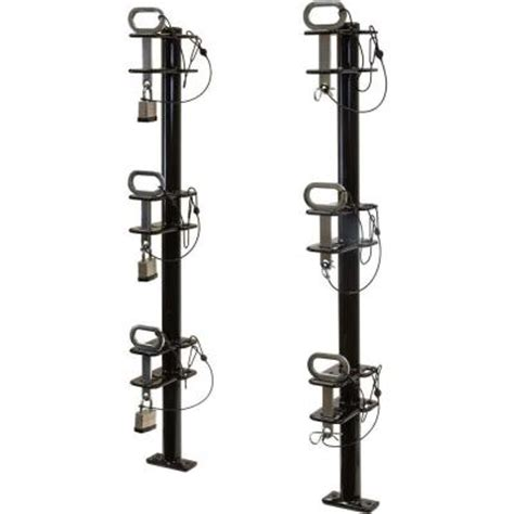 Eater Racks For Trucks by Buyers Products Company Channel Style 3 Trimmer Lockable