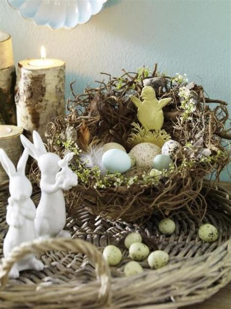 easter home decor 50 beautiful ideas for the spirit of easter and spring