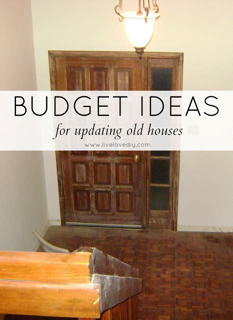remodeling an old house on a budget budget ideas for updating old houses an entire 1970 s