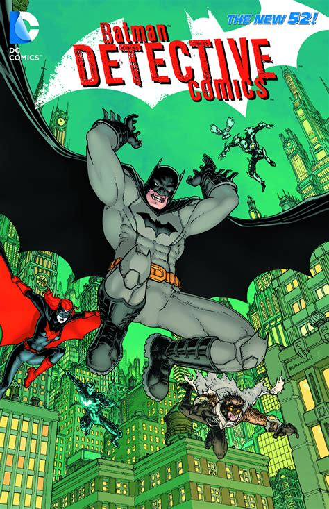 batman detective comics hc jul140239 batman detective comics hc vol 05 gothtopia previews world