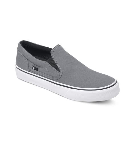 dc shoes slippers dc shoes trase slip on shoes adys300184 ebay