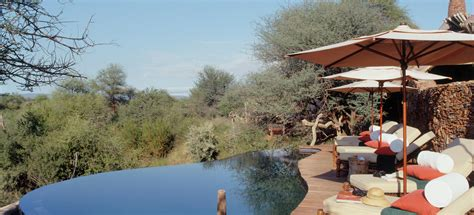 top rated luxury safari lodges  africa