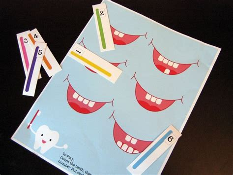 health crafts for 17 best images about dental health projects on