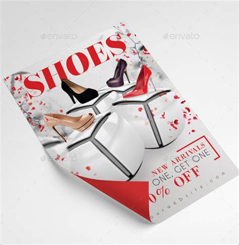 Shoes Flyer Design 7 awesome shoe flyer templates free premium templates