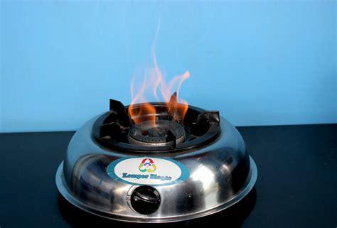 Kompor Biogas ayo tancap gas kembangkan biogas mongabay co id