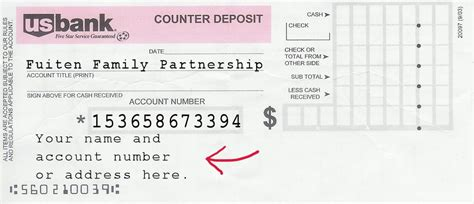 Deposit Slip Pictures To Pin On Pinterest Pinsdaddy Us Bank Deposit Slip Template