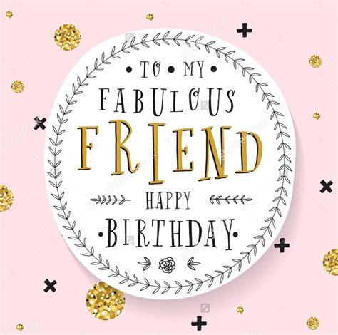 Birthday Friend birthday status for best friend 2018 greet panda