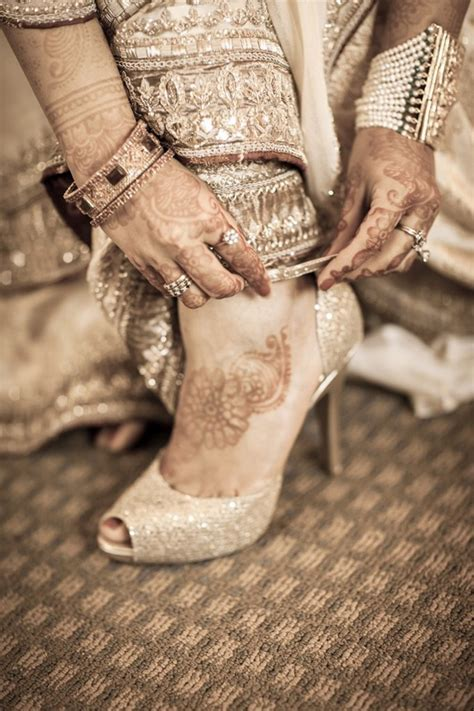 Real South Asian Wedding: Mehek   Ovais