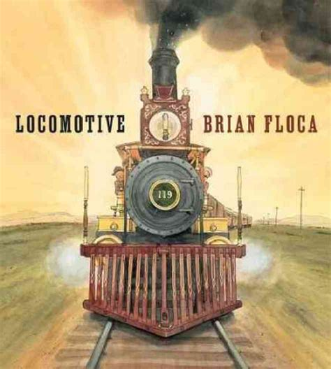 Book News Caldecott For Locomotive Newbery For Flora
