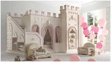 child s castle design bedroom unit by brian hayes 15 creative and cool kids bedroom furniture designs