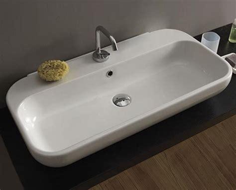 waschbecken für füße badezimmer design waschtisch