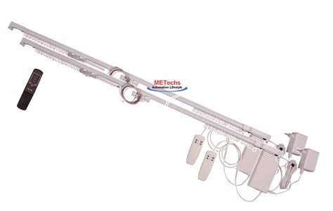 remote control curtain rod motorized curtain rods